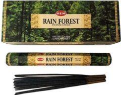 Groene Rain forest HEM 120 stuks wierook stokjes
