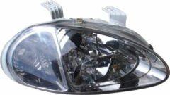 Universeel Set Koplampen Honda CRX Del Sol 1992-1998- Chroom - incl. Knipperlichten