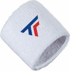 Tecnifibre Wristband (2 stuks) - wit