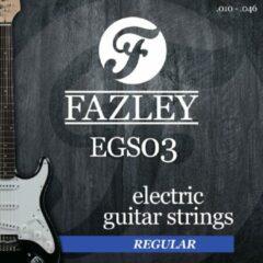 Fazley EGS03 snaren voor elektrische gitaar (regular)