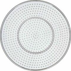Creativ company Onderplaat d: 15 cm transparant grote cirkel 1stuk