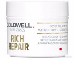 Merkloos / Sans marque Goldwell Dualsenses Rich Repair 60sec Treatment 200 ml