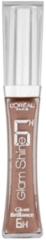 Huidskleurige L'Oréal Paris Loreal - Glam Shine 6H - Lipgloss - 300 Golden Tattoo