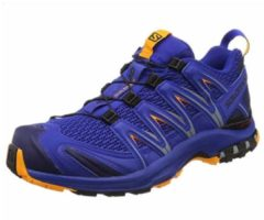 Outdoorschuhe Salomon blau