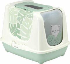 Groene Moderna kattentoilet Trendy Cat, Eden.