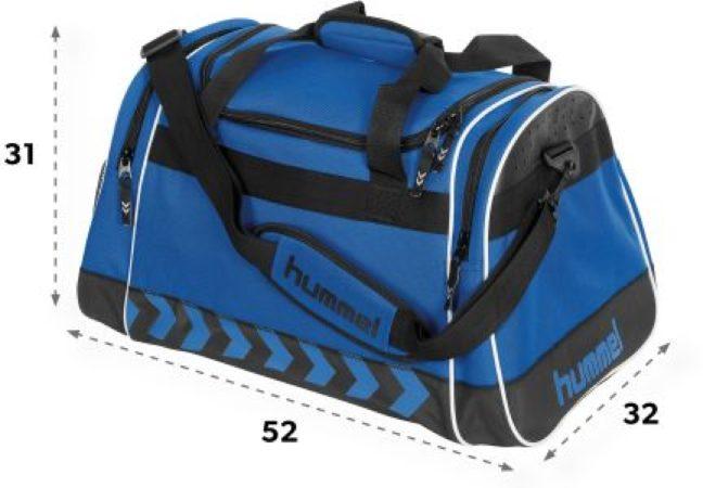 Afbeelding van Hummel Milford Bag Sporttas - Blauw - Maat One Size