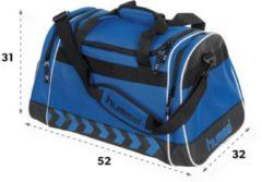 Hummel Milford Bag Sporttas - Blauw - Maat One Size