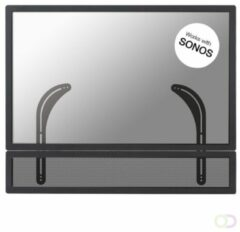Newstar Sonos Playbar soundbar mount for TV - Black (NM-USP100BLACK)