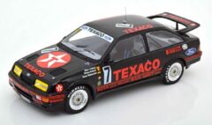 Rode Ford Sierra RS500 #7 24H Spa 1987
