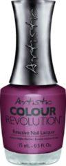 Roze Artistic Nail Design Artistic Color Revolution Uptown