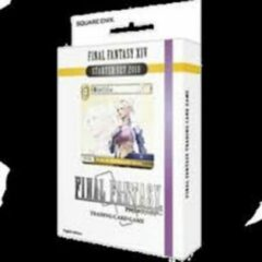 Square Enix Asmodee Final Fantasy TCG FF XIV-18 Starter Set - EN