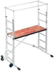 HAILO ProfiStep® Aluminium-Leitern-Gerüst mobil