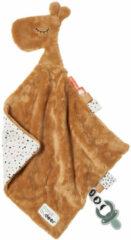 Done by Deer Baby Accessoires Comfort Blanket Raffi Geel