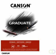 Bruna Schetsboek Canson A5 100gr 70vel