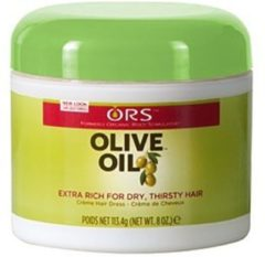 Ors Organic Root Stimulator Olive Oil Crème