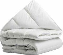 Slaap Vaak Silver Synthetic 4-Seizoenen Dekbed - Junior - 120x150 cm - Wit