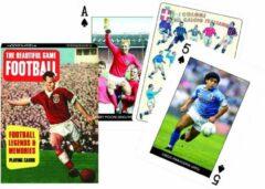 Piatnik Football Legends Speelkaarten - Single Deck