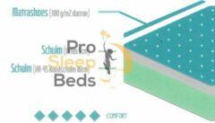Witte Pro Sleep Beds HR-Latex Pro Sleep Beds - HR-LatexKoudschuim Matras - 120x-200 - 21cm