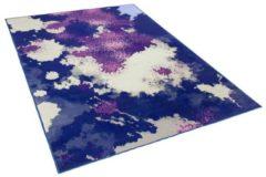Beliani KADIRLI Vloerkleed Meerkleurig Polyester 160 x 230 cm