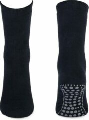 Basset Antislip Sokken Donkerblauw 43-46
