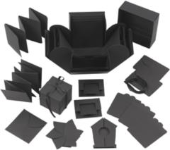 Creotime Explosion Box 12x12 cm Zwart