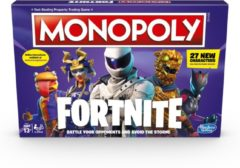 Hasbro Monopoly: Fortnite Party board game Volwassenen