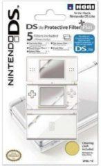 Witte Hori Nintendo DS Lite beeldscherm - beschermfolie + PLUS