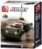 Sluban Bouwstenen Army Serie Jeep Bouwstenen Army Serie Jeep