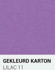Paarse Gekleurdkarton notrakkarton Gekleurd karton lilac 11 30,5x30,5 cm 270 gr.