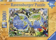 Ravensburger puzzel World of wildlife - Legpuzzel - 300 stukjes