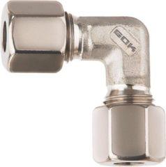 Zilveren Gimeg Knelkoppeling Knie Haaks - overige gasfittingmateriaal - grijs
