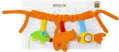 Oranje Happy Horse Dikkie Dik Wagenspanner