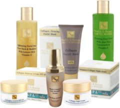 H&B Dead Sea Minerals Collagen Set - Facial Care