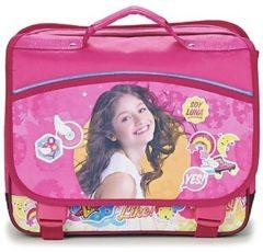 Roze Schooltas Disney SOY LUNA CARTABLE 38CM