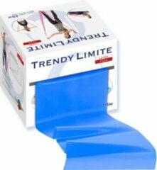 Trendy Sport - Limite Thera band - Weerstandsband - Blauw - Extra Zwaar - 25 meter