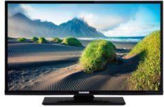 Telefunken XH32D101-(S/W) LED Fernseher (32 Zoll | HD Ready | mit und ohne integr. DVD-Player | A+) Telefunken schwarz mit DVD-Player