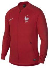 Fußballjacke Anthem im Stil der französischen Nationalmannschaft 893590-661 Nike University Red/Gym Red/White