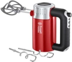 Russell Hobbs handmixer Retro Ribbon Red 25200-56 Russell Hobbs rood