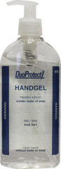 Duoprotect Handgel pompflacon 250 Milliliter