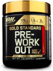 Optimum Nutrition Gold Standard Pre-Workout - 300 gram (30 servings) - Fruit Punch