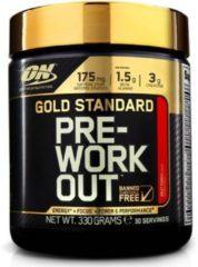 Optimum Nutrition Gold Standard Pre-Workout 300gr Fruit Punch