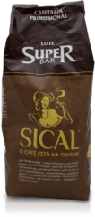 SICAL Lote Super Bar • 1kg Koffiebonen