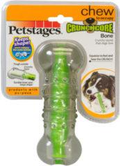 Petstages Speeltje Crunchcore Groen - Hondenspeelgoed - Large