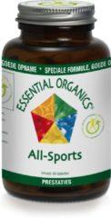 Essential Organics All-Sports - 90 Tabletten - Multivitamine