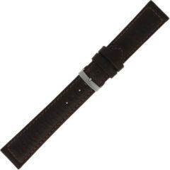 Morellato Morelatto Horlogebandje Bolle Alligator Bruin 24mm