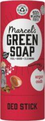 Marcel's Green Soap 6x Marcel's groen Soap Deodorant Stick Argan&Oudh 40 gram