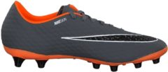 Fußballschuhe Hypervenom Phantom III Academy AG-Pro AH8845-081 mit Nocken-Sohle Nike Dark Grey/Total Orange-White