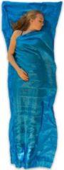 Blauwe Lowland Outdoor Lowland Silk liner rectangular