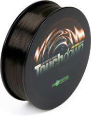 Korda Touchdown - Bruin - Nylon Vislijn - 0.43mm - 1000m - Bruin