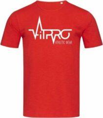 FitProWear Casual T-Shirt rood - maat XL